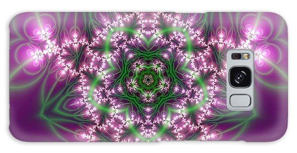 Transition Flower 5 Beats Galaxy Case by Robert Thalmeier