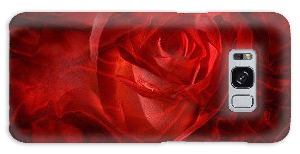 Translucent Rose Galaxy Case