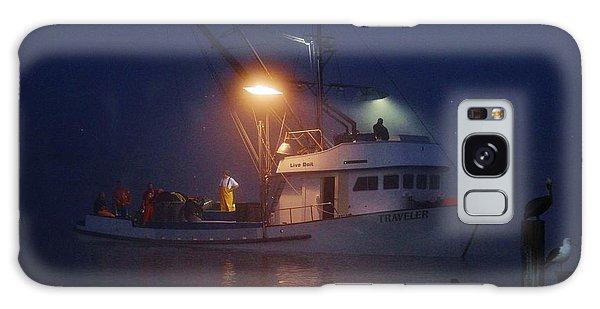 Traveler Bait Boat Galaxy Case
