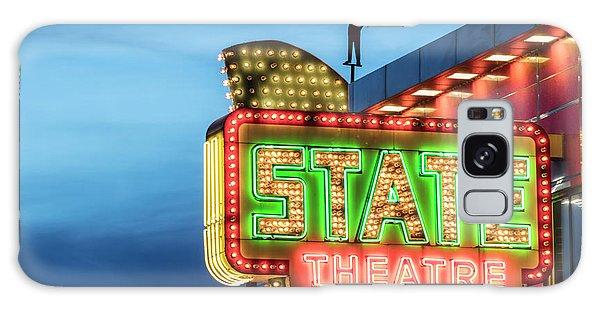 Traverse City State Theatre Galaxy Case