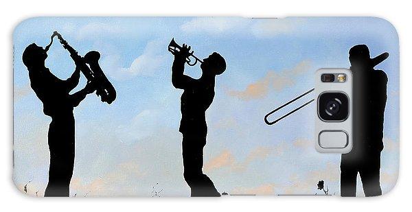 Trumpet Galaxy S8 Case - tre by Guido Borelli