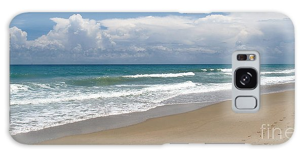 Treasure Coast Beach Florida Seascape C4 Galaxy Case