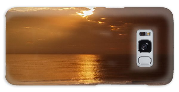 Treasure  Coast Sunrise Galaxy Case
