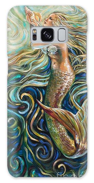 Treasure Mermaid Galaxy Case