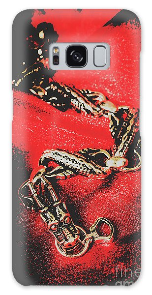 Jewels Galaxy Case - Treasures From The Asian Silk Road by Jorgo Photography - Wall Art Gallery