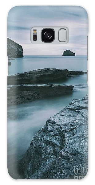 Trebarwith Strand II Galaxy Case