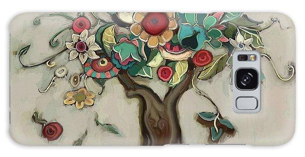 Tree And Plenty Galaxy Case