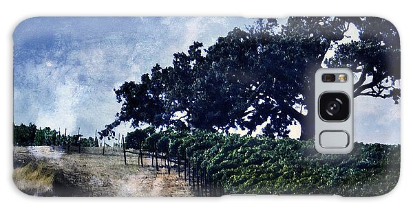 Vineyard Tree Galaxy Case
