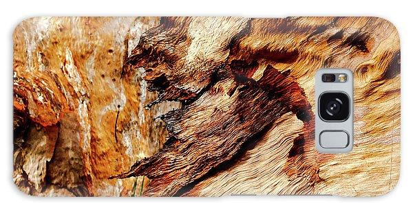 Tree Bark Series  - Patterns #2 Galaxy Case by Lexa Harpell