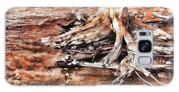 Tree By The Ocean 1 Galaxy Case