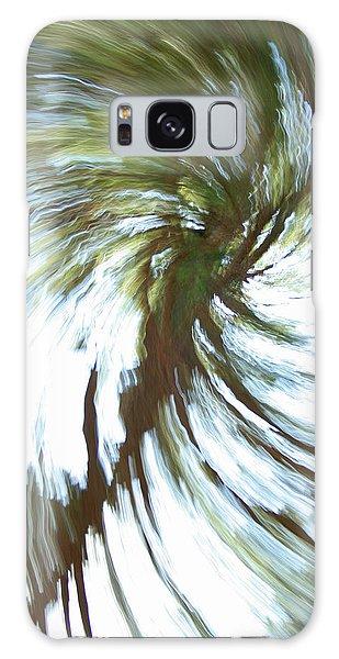 Tree Diptych 1 Galaxy Case