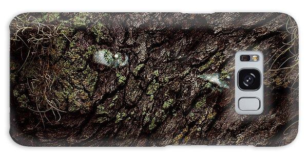 Tree Eyes Galaxy Case