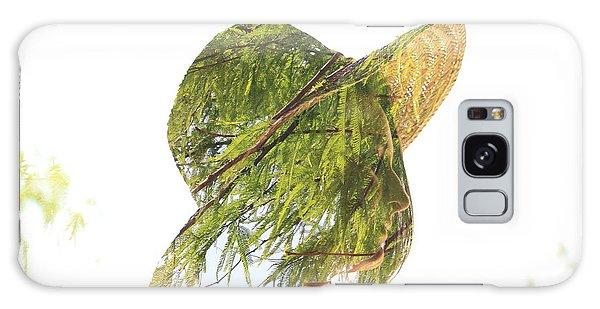 Tree Hat Galaxy Case