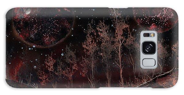 Tree Line On Fettorine Galaxy Case