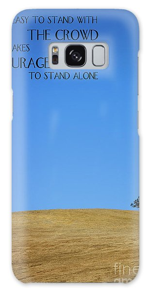 Tree Of Courage Galaxy Case