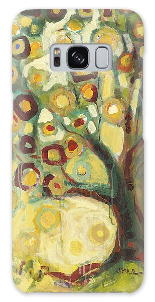 Nature Galaxy Case - Tree Of Life In Autumn by Jennifer Lommers