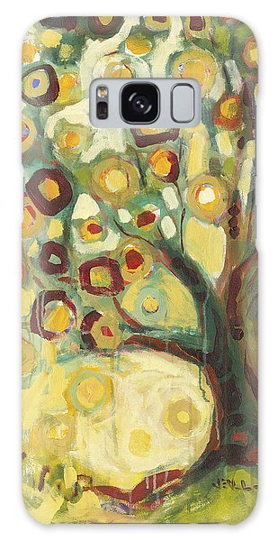 Lives Galaxy Case - Tree Of Life In Autumn by Jennifer Lommers