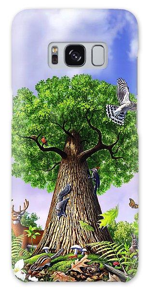 Cause Galaxy Case - Tree Of Life by Jerry LoFaro