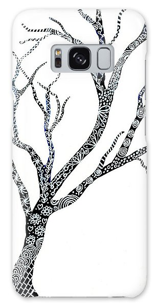 Tree Of Strength Galaxy Case