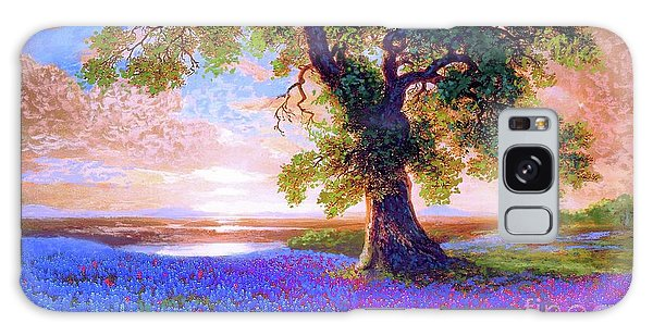 Sun Galaxy Case - Tree Of Tranquillity by Jane Small