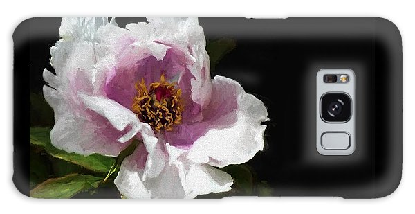 Tree Paeony II Galaxy Case