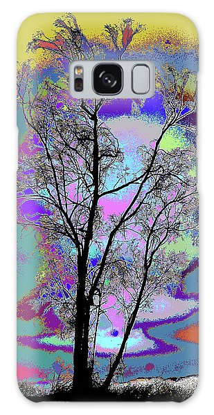 Tree - Story Of Life Galaxy Case