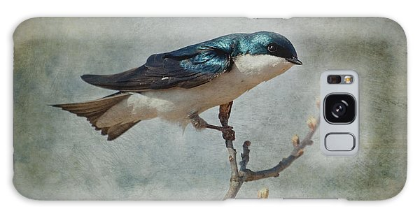 Tree Swallow Galaxy Case