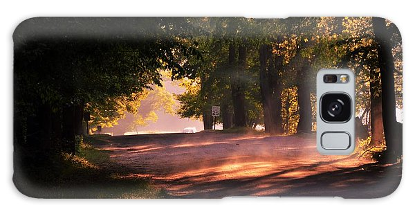 Tree Tunnel Galaxy Case