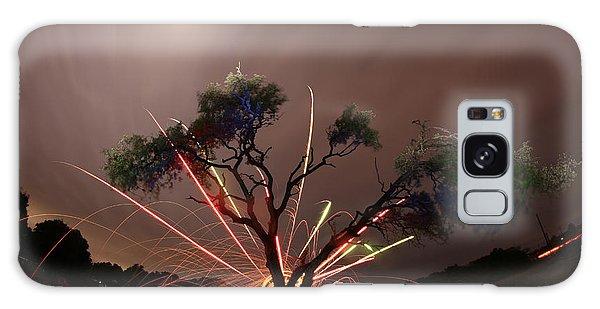 Treeburst Galaxy Case