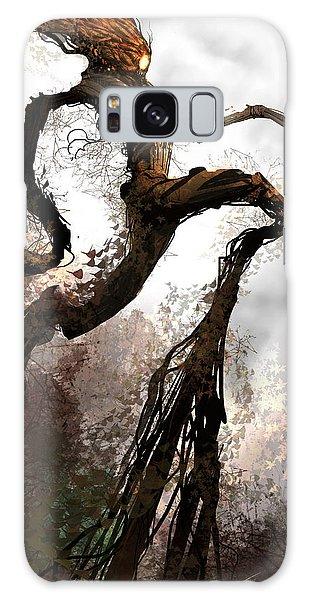 Concept Galaxy Case - Treeman by Alex Ruiz