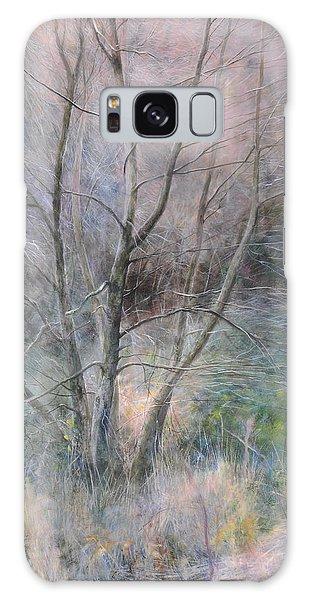 Trees In Light Galaxy Case