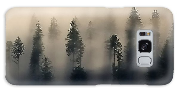 Trees In The Fog Galaxy Case
