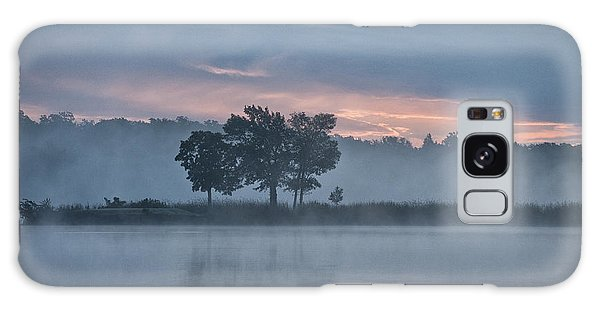 Trees In The Mist Galaxy Case