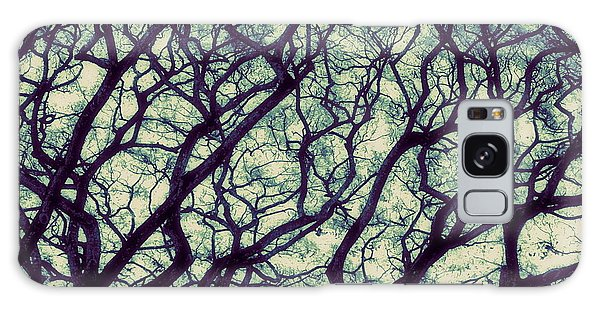 Trees Galaxy Case by Ranjini Kandasamy