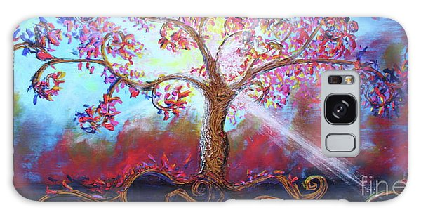 Treevelation Galaxy Case