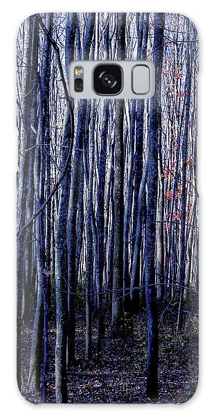 Treez Blue Galaxy Case