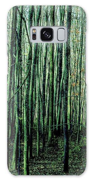 Treez Green Galaxy Case