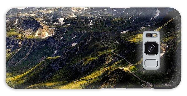 Trekking Thru Austria Galaxy Case