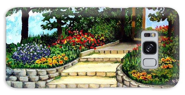 Trellace Gardens Galaxy Case