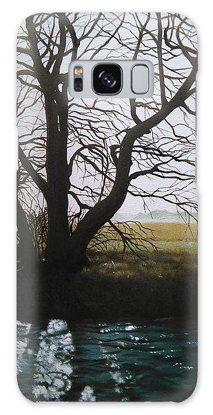 Trent Side Tree. Galaxy Case
