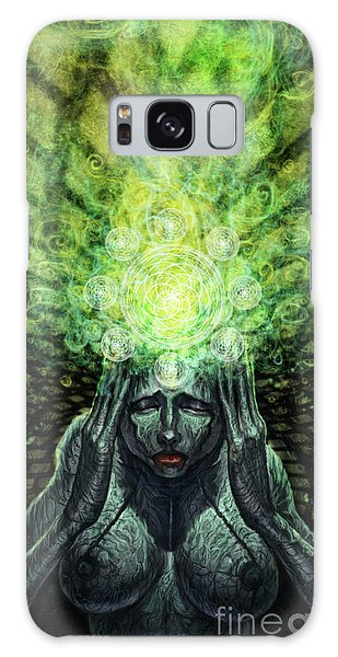 Trepidation Of Existence Galaxy Case by Tony Koehl