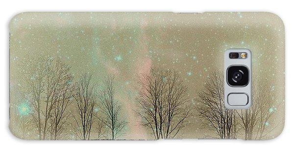 Tress In Starlight Galaxy Case