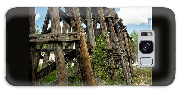 Trestle Timber Galaxy Case