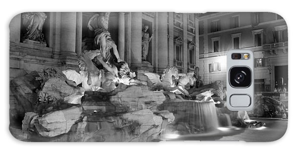 Trevi Fountain Night 2 Galaxy Case