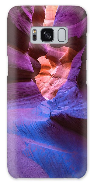 Tri-color- Lower Antelope Canyon Galaxy Case