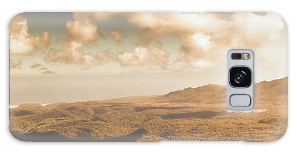 Beautiful Park Galaxy Case - Trial Harbour Landscape Panorama by Jorgo Photography - Wall Art Gallery