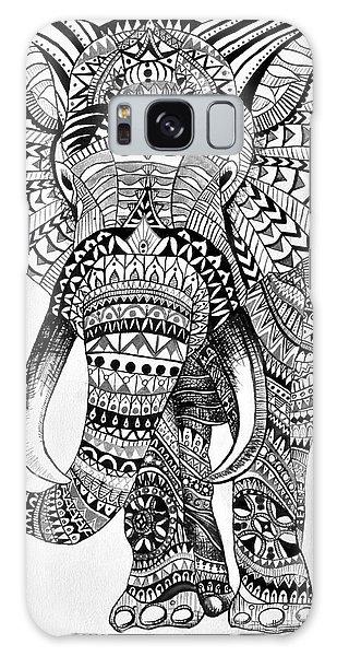 Tribal Elephant Galaxy Case