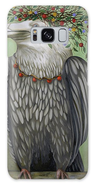 Tribal Nature Galaxy Case by Leah Saulnier The Painting Maniac