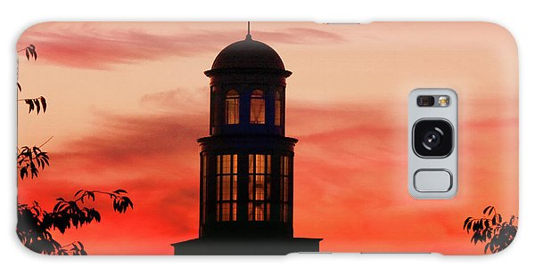 Trible Library Dome At Christopher Newport University Galaxy Case