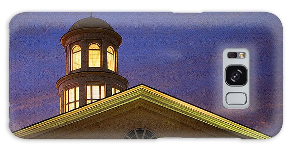 Trible Library Dome Galaxy Case